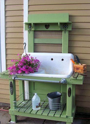 potting-bench-sink   WLSSD