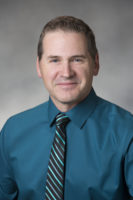Joseph Schleret, Supervisor of Operations and Maintenance, Mechanical Maintenance